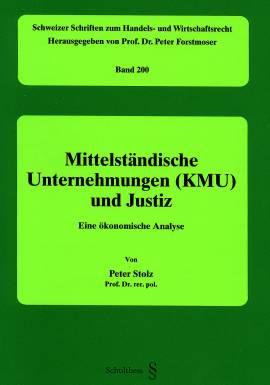 Mittelständische Unternehmen (KMU) und Justiz.